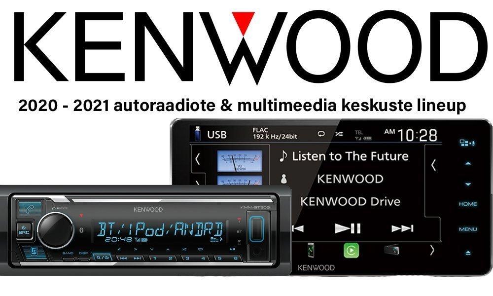 Kenwood 2020-2021 tooted