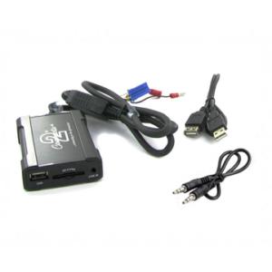 USB, AUX & BT